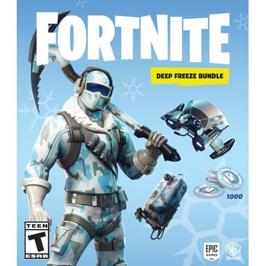Fortnite: pacchetto Zero Assoluto - Playstation 4