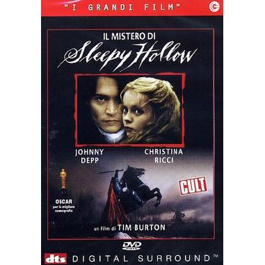 Il Mistero Di Sleepy Hollow, film (DVD)