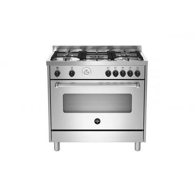 Bertazzoni La Germania Americana AMN965EXT cucina Piano cottura Acciaio inossidabile Gas A