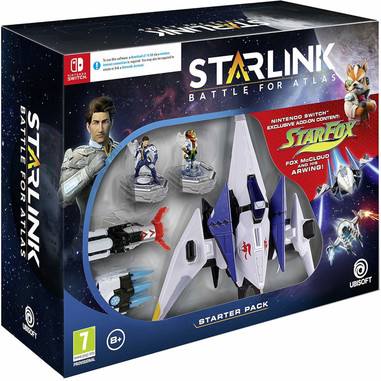 Starlink Battle for Atlas starter pack - Switch