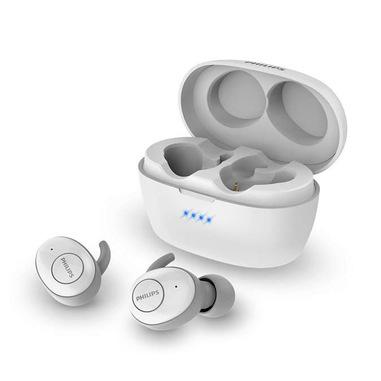 Philips 3000 series TAT3215WT/00 cuffia e auricolare true wireless Bianco