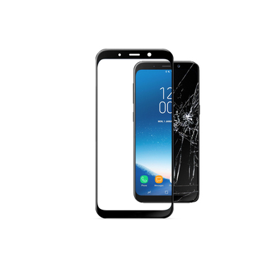 Cellularline Vetro Temperato Anti Urto Galaxy A8