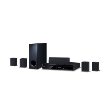 LG BH6230S 5.1canali 1000W Compatibilità 3D Nero sistema home cinema