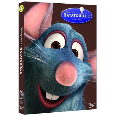 Ratatouille - 2016 (DVD)