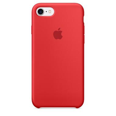 """Apple MMWN2ZM/A custodia per cellulare 11,9 cm (4.7"""") Custodia sottile Rosso"""