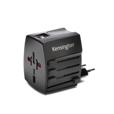 Kensington K33998WW adattatore per presa di corrente da viaggio internazionale