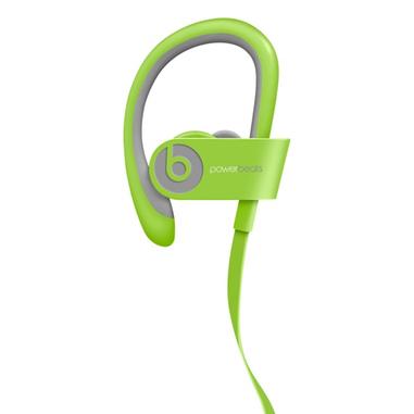 Beats Powerbeats² Wireless Aggancio, Passanuca Stereofonico Senza fili Verde auricolare per telefono cellulare