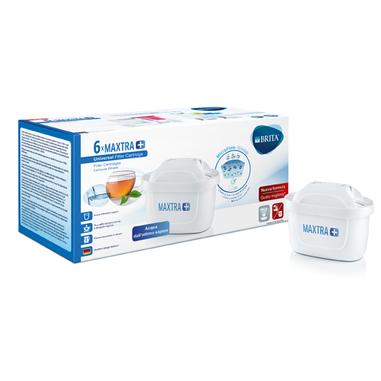 Brita Filtri potenziati MAXTRA+ per caraffa filtrante - Pack 6