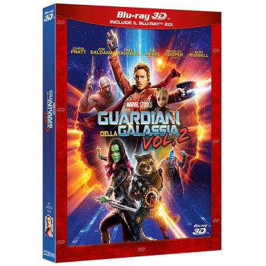 Guardiani della Galassia Vol. 2, Blu-Ray 2D+3D Blu-ray 2D ITA