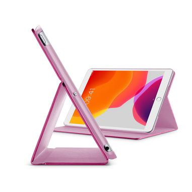 """Cellularline Folio - iPad 10.2"""" (2019) Infinite posizioni, massima protezione Rosa"""