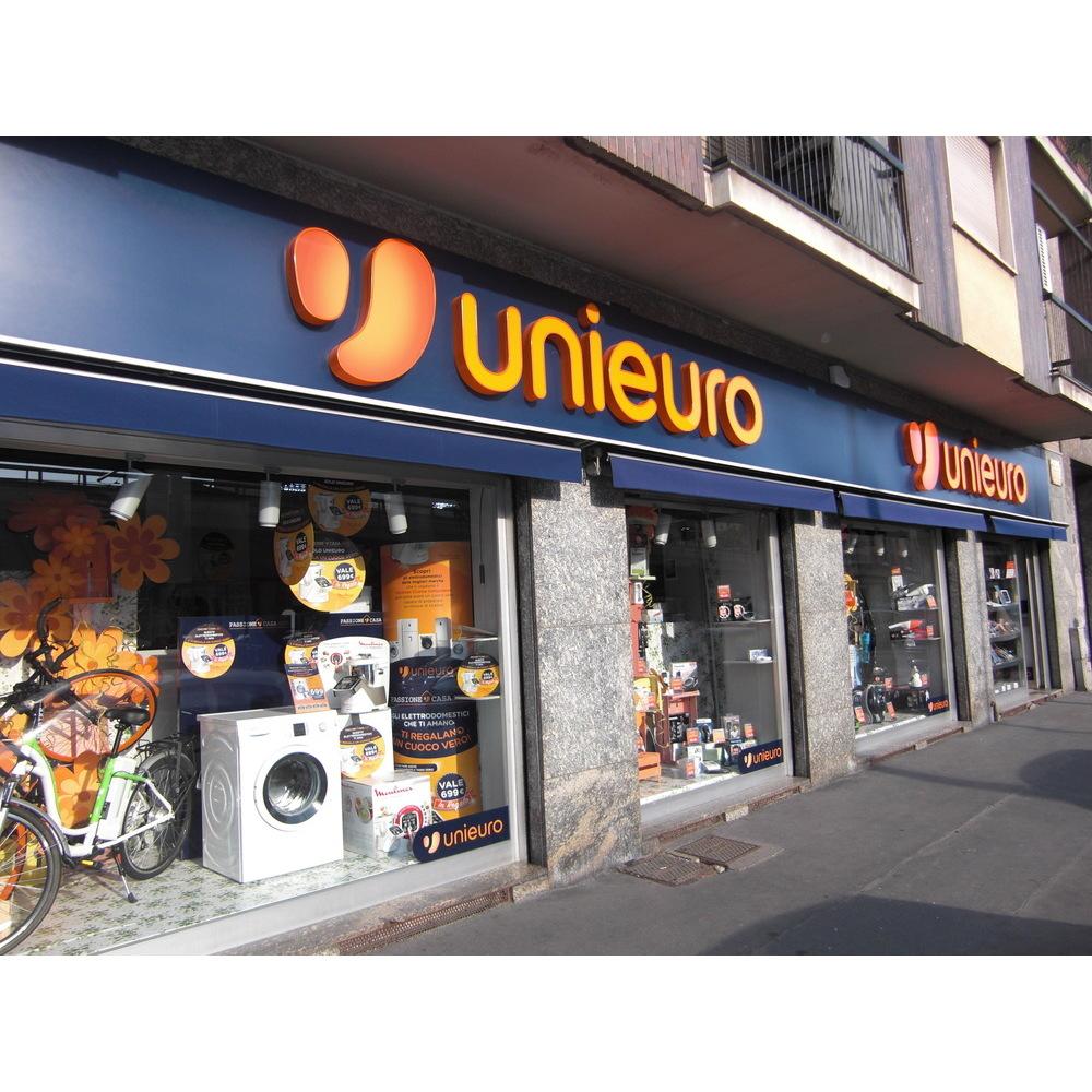 Negozio Unieuro Milano - via Lucania: orari e indirizzo