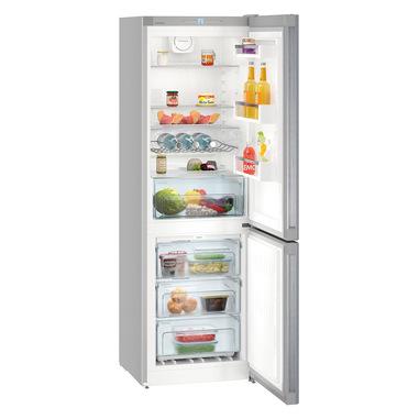Liebherr CNel 4313 frigorifero con congelatore Libera installazione 310 L E Argento