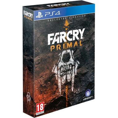 Far Cry Primal Collector's, PS4