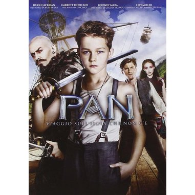 Pan - Viaggio sull'Isola che non c'è (Blu-ray)