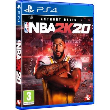 NBA 2K20, Playstation 4