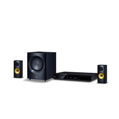 LG BH7230C 388W Nero sistema home cinema