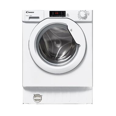 Candy CBWM 712D-S lavatrice Da Incasso Caricamento frontale Bianco 7 kg 1200 Giri/min A+++