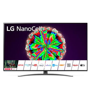 """LG NanoCell NANO81 49NANO816NA 124,5 cm (49"""") 4K Ultra HD Smart TV Wi-Fi Nero"""