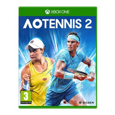 AO Tennis 2, Xbox One