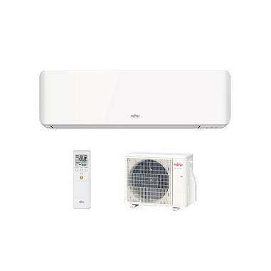 Fujitsu ASYG12KMTA + AOYG12KMTA Climatizzatore split system Bianco