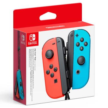 Nintendo Joy-Con Gamepad Nintendo Switch Analogico/Digitale Bluetooth Blu, Rosso