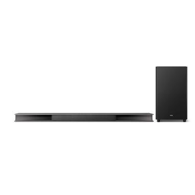 TCL Soundbar TS9030 Dolby Atmos 3.1 con subwoofer wireless per TV compatibile con Google Assistant & Apple Airplay (tecnologia RayDanz, Chromecast integrato, HDMI ARC, kit montaggio a parete incluso, telecomando, tre modalità di suoo)
