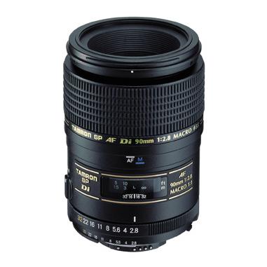 Tamron SP AF 90mm f2.8 Macro 1:1 Di (Pentax AF) Nero