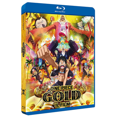 One Piece Gold: Il film (Blu-ray)