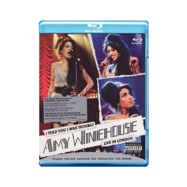 Amy Winehouse: I Told You I Was Trouble (2008), Blu-ray