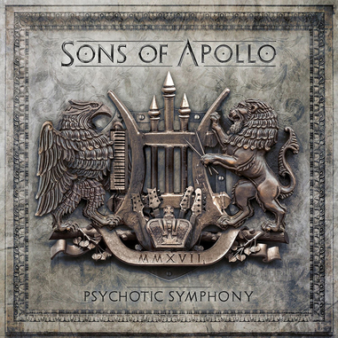 Psychotic Symphony (Limited Edition), 2CD CD Rock