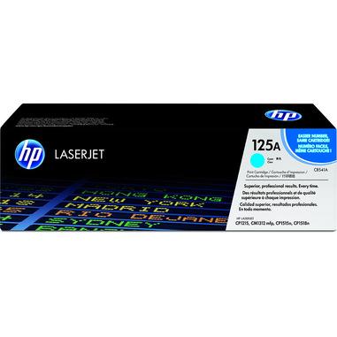 HP Cartuccia Toner originale ciano LaserJet 125A