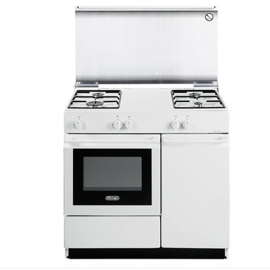 DeLonghi SGW854N cucina Piano cottura Gas Bianco