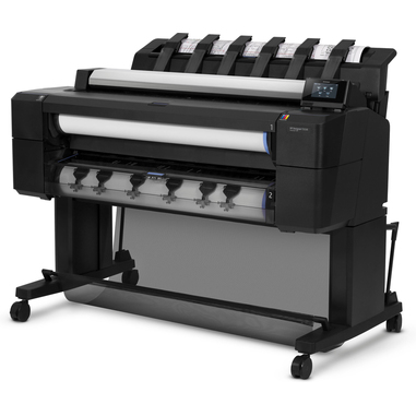 HP Designjet T2530 Collegamento ethernet LAN Colore 2400 x 1200DPI Getto termico d'inchiostro A0 (841 x 1189 mm) stampante grandi formati