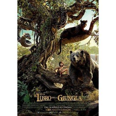 Il libro della giungla - Live action 3D (Blu-Ray 3D + Blu-Ray)