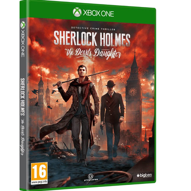 Sherlock Holmes: The Devil's Daughter, Xbox One