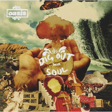 Dig Out Your Soul, CD+DVD