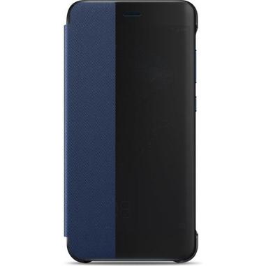 Huawei 51991908 Custodia a libro Nero, Blu custodia per cellulare