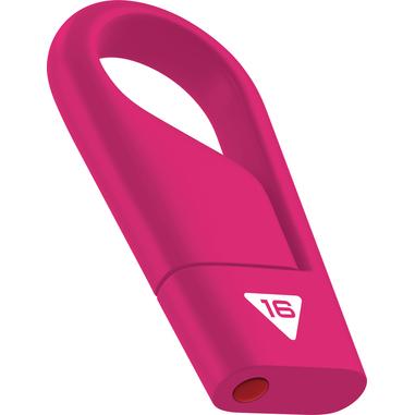 Emtec Hook 16GB unità flash USB USB tipo A 2.0 Rosa