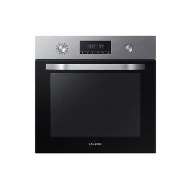 Samsung NV70K2340RS/ET forno 68 L A Nero, Acciaio inossidabile
