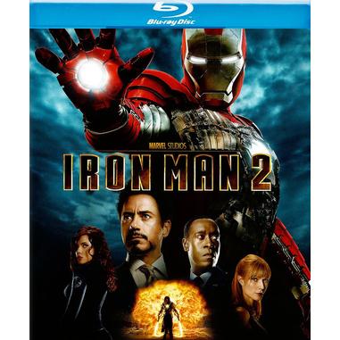 Iron man 2 Blu-ray 2D ITA Edizione speciale/limitata