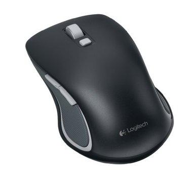 Logitech M560 RF Wireless Laser Ambidestro Nero mouse