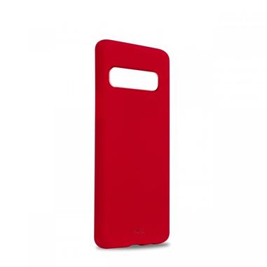 """PURO Icon custodia per Galaxy S10 15,5 cm (6.1"""") Cover Rosso"""
