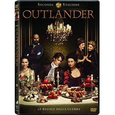 Outlander: Stagione 2 DVD