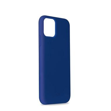 """PURO IPCX19ICONDKBLUE custodia per iPhone 11 14,7 cm (5.8"""") Cover Blu"""