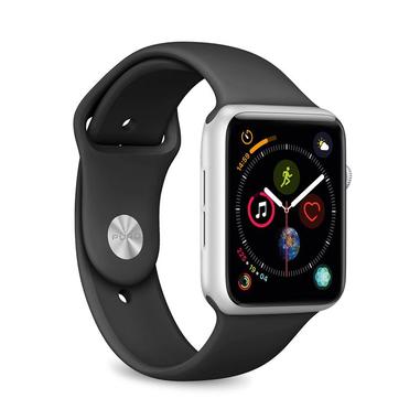PURO Apple Watch Band cinturino 42-44mm Black