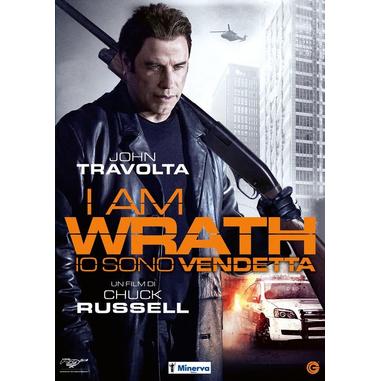 I Am Wrath - Io sono vendetta, DVD DVD 2D ITA