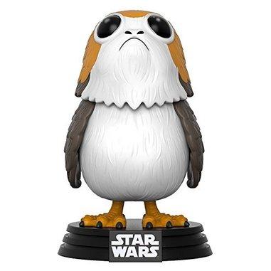 FUNKO POP! Star Wars: Gli Ultimi Jedi - Porg