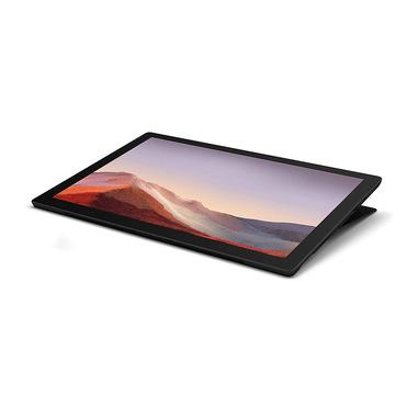 """Microsoft Surface Pro 7 256 GB 31,2 cm (12.3"""") Intel® Core™ i7 di decima generazione 16 GB Wi-Fi 6 (802.11ax) Windows 10 Home Nero"""