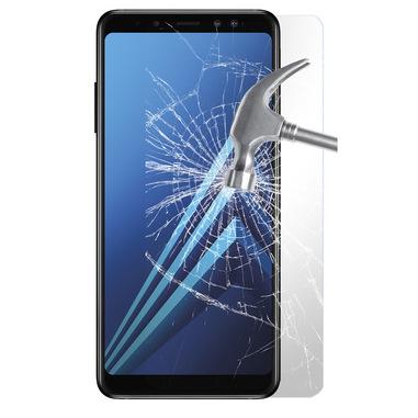 Phonix Tempered Glass Screen Protector per Samsung Galaxy A8 (2018) / Galaxy A5 (2018)