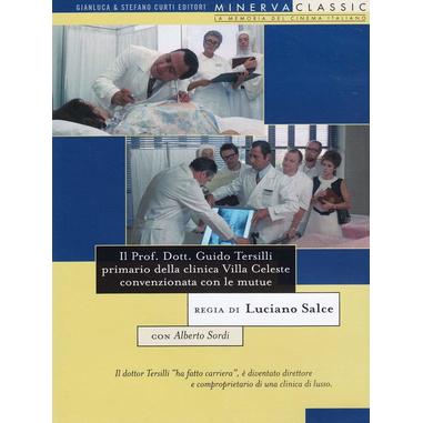 Il Prof. Dott. Guido Tersilli (DVD)